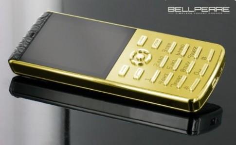 Điện thoại cao cấp Bellperre từ Hà Lan