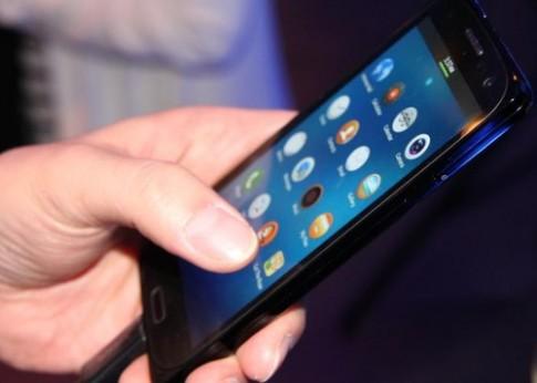 Điện thoại chạy hệ điều hành Tizen của Samsung xuất hiện