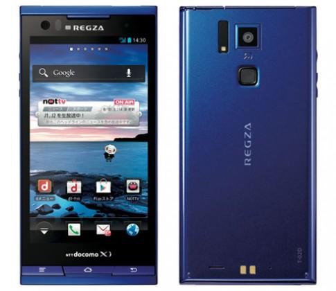 Điện thoại chụp hình 13 'chấm' chống nước của Fujitsu