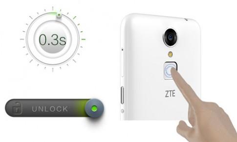 Điện thoại có cảm biến vân tay giá rẻ nhất thế giới