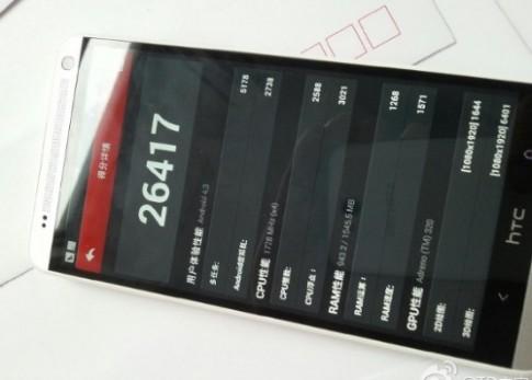 Điện thoại cỡ to HTC One Max sẽ ra mắt ngày 17/10