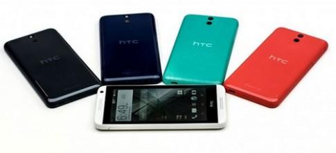 Điện thoại Desire nhiều màu sắc của HTC sắp bán tại Việt Nam