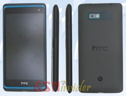 Điện thoại dùng camera Ultrapixel thứ hai của HTC xuất hiện
