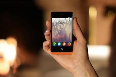 Điện thoại Firefox OS sẽ có mặt trong tháng 6
