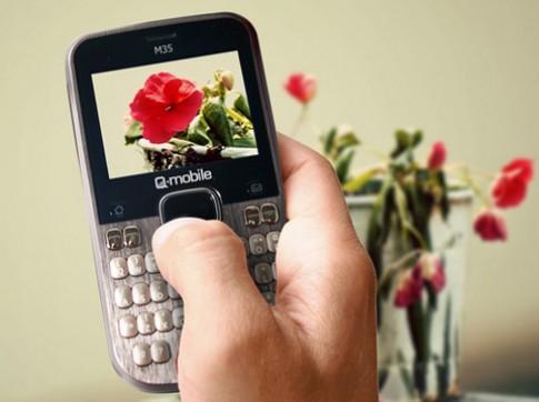 Điện thoại giá rẻ hỗ trợ giải trí đa phương tiện