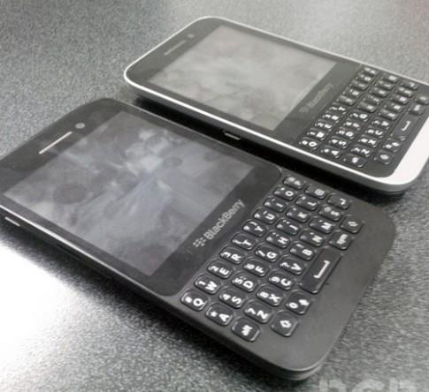 Điện thoại giá rẻ mới của BlackBerry lộ diện