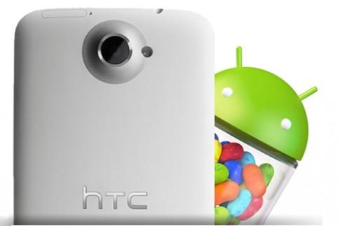 Điện thoại HTC RAM dưới 512 MB không được lên Android 4.1