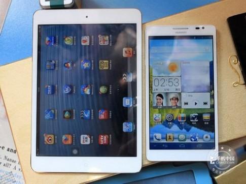 Điện thoại Huawei 'khổng lồ' 6,1 inch giá 639 USD