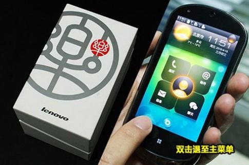 Điện thoại Lenovo tự bốc cháy