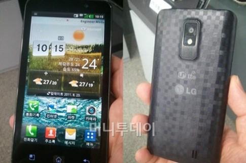 Điện thoại LG LU6200 màn hình AH-IPS lộ ảnh