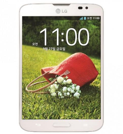 Điện thoại LG Vu 3 với màn hình 'lùn' trình làng