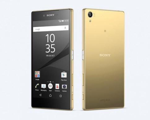Điện thoại màn hình 4K đầu tiên trên thế giới của Sony