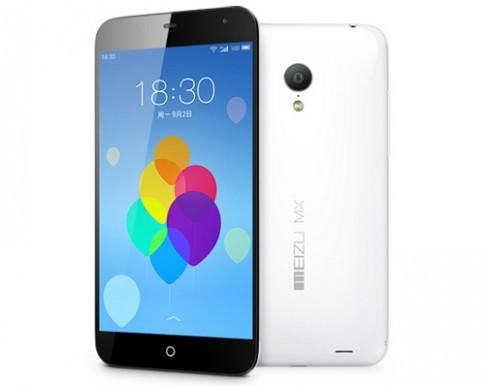 Điện thoại Meizu MX3 ra mắt với bộ nhớ trong 128 GB