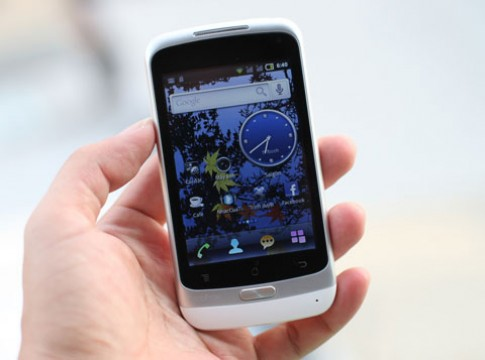 Điện thoại Mobiistar giá rẻ chạy Android