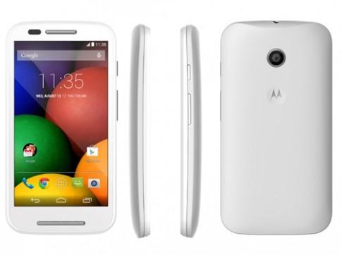 Điện thoại Moto E giá 118 USD trình làng