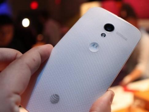 Điện thoại Moto X có giá 575 USD không hợp đồng