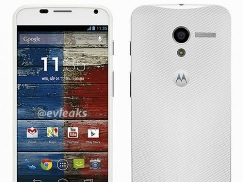 Điện thoại Moto X có hiệu năng tốt hơn cả Nexus 4