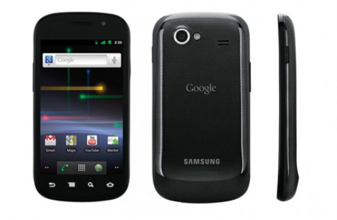 Điện thoại Nexus S của Google giá trên 500 USD trình làng