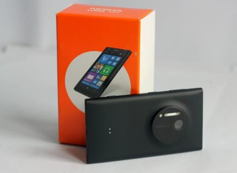 Điện thoại Nokia Lumia 1020 camera 41 megapixel về Việt Nam