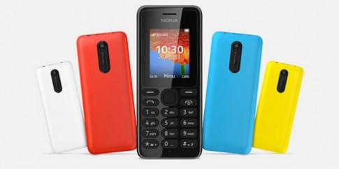Điện thoại phổ thông có camera giá rẻ nhất của Nokia
