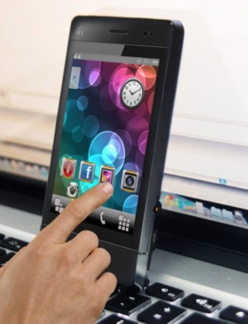 Điện thoại Q-mobile P11 giá rẻ có màn hình cảm ứng