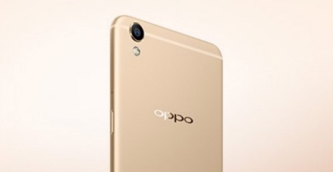 Điện thoại R9 mới của Oppo có thiết kế giống iPhone