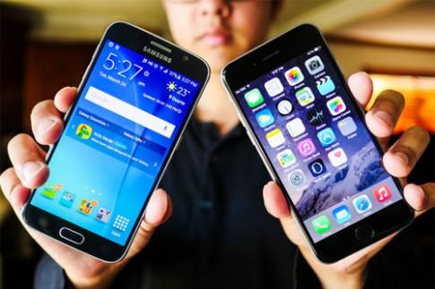 Điện thoại Samsung chuẩn bị 'đương đầu' với iPhone 6s