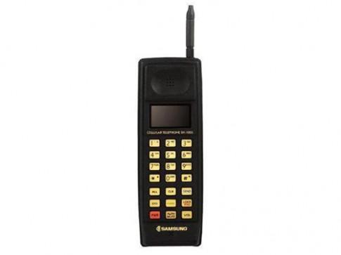Điện thoại Samsung qua các thời kỳ