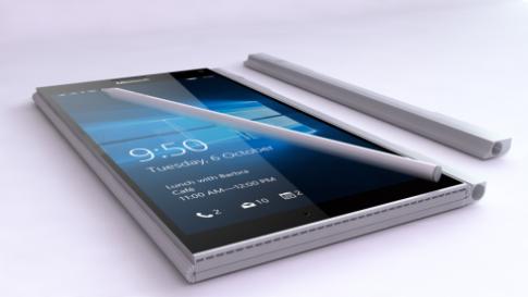 Điện thoại Surface Phone màn hình gập