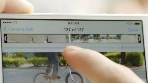 Điện thoại thông minh sẽ hỗ trợ quay video chuyển động chậm 4K