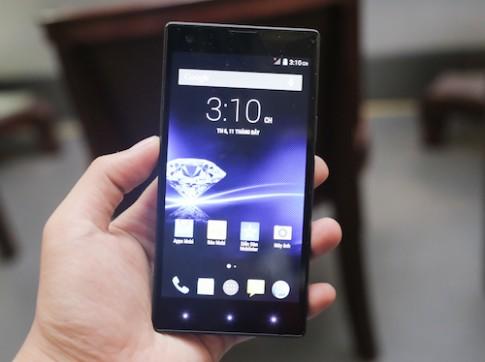 Điện thoại thương hiệu Việt dùng chip 8 nhân