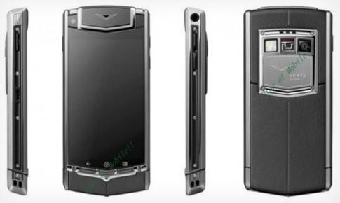 Điện thoại Vertu chạy Android ra mắt tháng sau