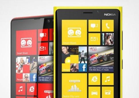 Điện thoại Windows Phone 8 bắt đầu nhận đặt hàng, giá từ 650 USD