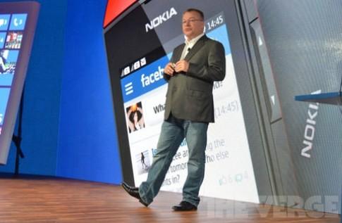 Điện thoại Windows Phone 8 công nghệ Nokia PureView ra mắt