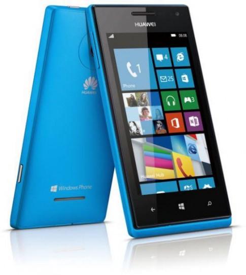 Điện thoại Windows Phone 8 giá rẻ nhất ra mắt