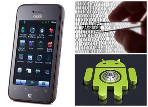Điện thoại ZTE bị nghi làm gián điệp ở Mỹ