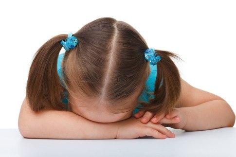 Đối phó với tật không thích ngủ trưa của trẻ