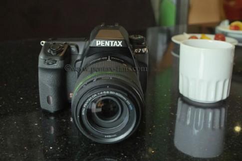 Đối thủ của Canon 500D và Nikon D5000 từ Pentax