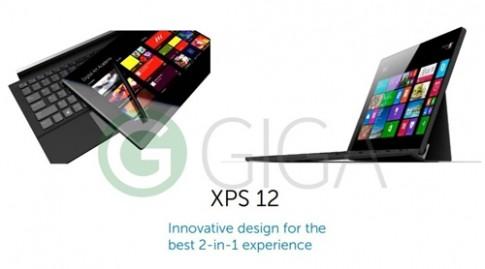 Đối thủ iPad Pro từ Dell dùng màn hình 4K lộ diện