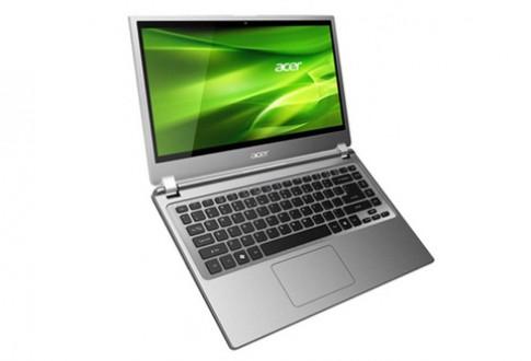 Dòng Aspire Timeline Ultra laptop mới của Acer