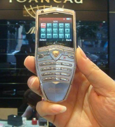Dòng điện thoại cao cấp Tonino Lamborghini