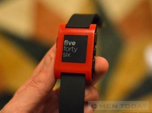 Đồng hồ thông minh Pebble tương thích cả iOS và Android
