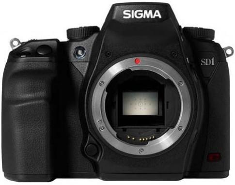 DSLR 46 triệu điểm ảnh của Sigma