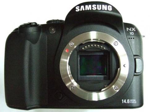 DSLR Samsung NX10 lộ diện