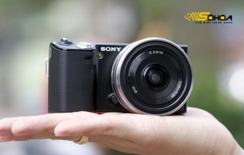 Du lịch 'trọn gói' với Sony NEX-5
