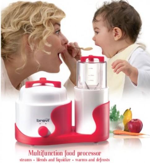 Dụng cụ xay đồ ăn cho bé