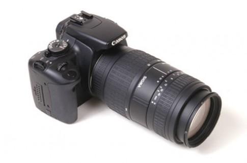 Dùng ống kính máy phim cho DSLR