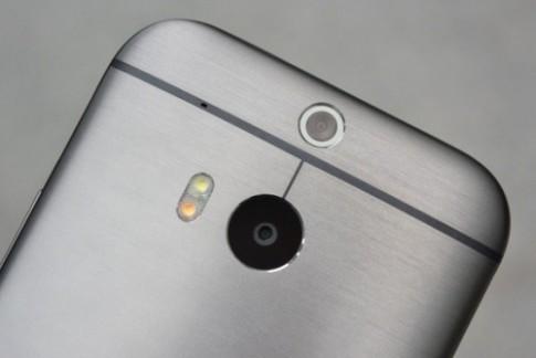 Dùng thử camera kép trên HTC One thế hệ mới
