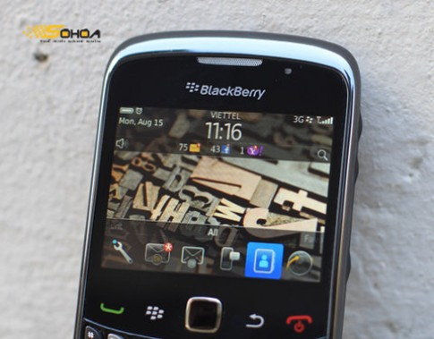 Dùng thử dịch vụ BIS trên BlackBerry