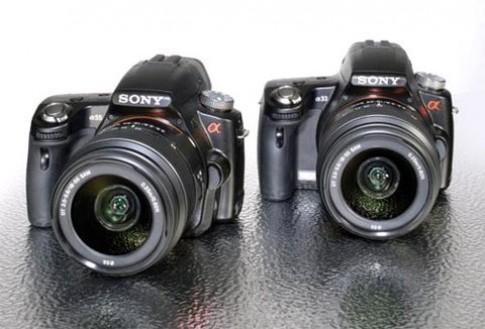 Dùng thử Sony Alpha 33 và 55